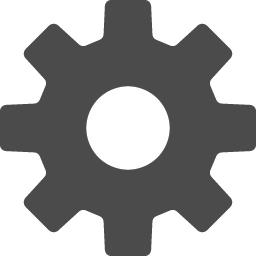 無料の設定歯車アイコン アイコン素材ダウンロードサイト Icooon Mono 商用利用可能なアイコン素材が無料 フリー ダウンロードできるサイト