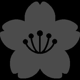 桜の花びらの無料アイコン素材 アイコン素材ダウンロードサイト Icooon Mono 商用利用可能なアイコン素材が無料 フリー ダウンロードできるサイト