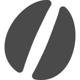 コーヒー豆のアイコン素材 アイコン素材ダウンロードサイト Icooon Mono 商用利用可能なアイコン素材が無料 フリー ダウンロードできるサイト