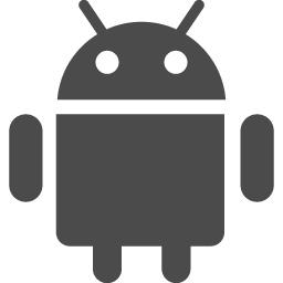 Androidのドロイド君のアイコン素材 アイコン素材ダウンロードサイト Icooon Mono 商用利用可能なアイコン素材 が無料 フリー ダウンロードできるサイト