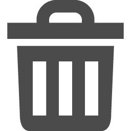 ゴミ箱のアイコン素材 アイコン素材ダウンロードサイト Icooon Mono 商用利用可能なアイコン素材が無料 フリー ダウンロードできるサイト