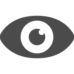 目のフリーアイコン素材 アイコン素材ダウンロードサイト Icooon Mono 商用利用可能なアイコン素材が無料 フリー ダウンロードできるサイト