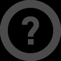 はてなマークのアイコン アイコン素材ダウンロードサイト Icooon Mono 商用利用可能なアイコン素材が無料 フリー ダウンロードできるサイト