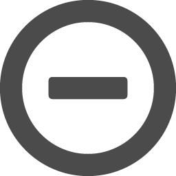マイナスのアイコン素材 アイコン素材ダウンロードサイト Icooon Mono 商用利用可能なアイコン素材が無料 フリー ダウンロードできるサイト