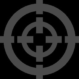 ターゲットのフリーアイコン素材 アイコン素材ダウンロードサイト Icooon Mono 商用利用可能なアイコン素材が無料 フリー ダウンロードできるサイト