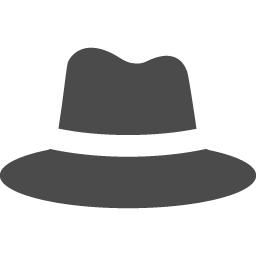 ハット帽子のアイコン素材 アイコン素材ダウンロードサイト Icooon Mono 商用利用可能なアイコン素材が無料 フリー ダウンロードできるサイト