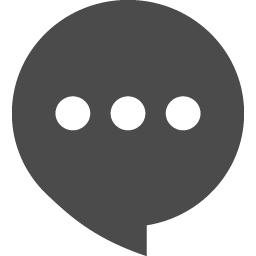 コメントのアイコン素材 その3 アイコン素材ダウンロードサイト Icooon Mono 商用利用可能なアイコン 素材が無料 フリー ダウンロードできるサイト