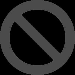 禁止マークのアイコン素材 アイコン素材ダウンロードサイト Icooon Mono 商用利用可能なアイコン素材が無料 フリー ダウンロードできるサイト