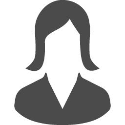 女性の人物アイコン素材 その2 アイコン素材ダウンロードサイト Icooon Mono 商用利用可能なアイコン素材が無料 フリー ダウンロードできるサイト