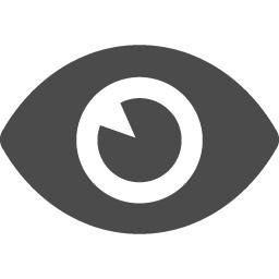 目のアイコン素材 その2 アイコン素材ダウンロードサイト Icooon Mono 商用利用可能なアイコン素材 が無料 フリー ダウンロードできるサイト