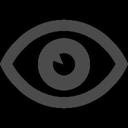 目のアイコン素材 その3 アイコン素材ダウンロードサイト Icooon Mono 商用利用可能なアイコン素材 が無料 フリー ダウンロードできるサイト