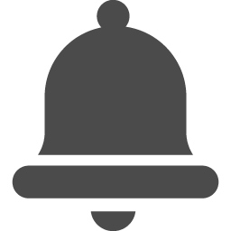 ベルのフリーアイコン素材 アイコン素材ダウンロードサイト Icooon Mono 商用利用可能なアイコン素材 が無料 フリー ダウンロードできるサイト
