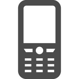 携帯電話のアイコン素材 アイコン素材ダウンロードサイト Icooon Mono 商用利用可能なアイコン 素材が無料 フリー ダウンロードできるサイト