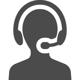 コールセンターの人物アイコン素材 その2 アイコン素材ダウンロードサイト Icooon Mono 商用利用可能なアイコン素材 が無料 フリー ダウンロードできるサイト