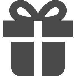 プレゼントのフリーアイコン素材 アイコン素材ダウンロードサイト Icooon Mono 商用利用可能なアイコン素材が無料 フリー ダウンロードできるサイト