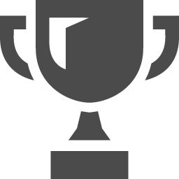 トロフィーのアイコン無料素材 その6 アイコン素材ダウンロードサイト Icooon Mono 商用利用可能なアイコン素材 が無料 フリー ダウンロードできるサイト