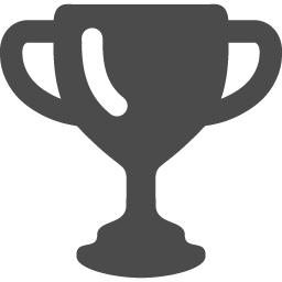 トロフィーのアイコン素材 その7 アイコン素材ダウンロードサイト Icooon Mono 商用利用可能なアイコン素材が無料 フリー ダウンロードできるサイト