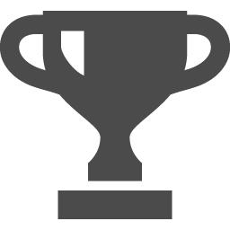 トロフィーのアイコン素材 その8 アイコン素材ダウンロードサイト Icooon Mono 商用利用可能なアイコン素材 が無料 フリー ダウンロードできるサイト