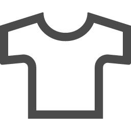 Tシャツのアイコン素材 その3 アイコン素材ダウンロードサイト Icooon Mono 商用利用可能なアイコン 素材が無料 フリー ダウンロードできるサイト