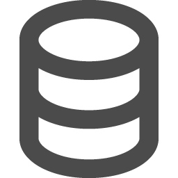 Dbのアイコン素材 アイコン素材ダウンロードサイト Icooon Mono 商用利用可能なアイコン素材が無料 フリー ダウンロードできるサイト