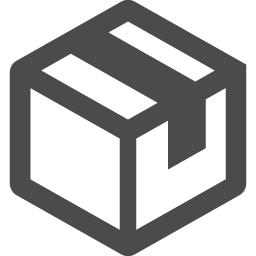 無料のダンボールアイコン素材 アイコン素材ダウンロードサイト Icooon Mono 商用利用可能なアイコン 素材が無料 フリー ダウンロードできるサイト