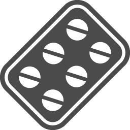 薬の錠剤のアイコン素材 2 アイコン素材ダウンロードサイト Icooon Mono 商用利用可能なアイコン素材が無料 フリー ダウンロードできるサイト
