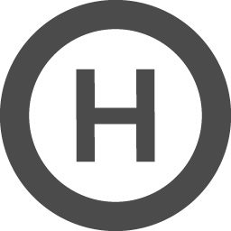 ヘリポートのアイコン1 アイコン素材ダウンロードサイト Icooon Mono 商用利用可能なアイコン 素材が無料 フリー ダウンロードできるサイト