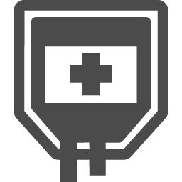 血液パックのアイコン素材 アイコン素材ダウンロードサイト Icooon Mono 商用利用可能なアイコン素材が無料 フリー ダウンロードできるサイト