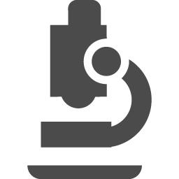 顕微鏡のアイコン素材 アイコン素材ダウンロードサイト Icooon Mono 商用利用可能なアイコン 素材が無料 フリー ダウンロードできるサイト