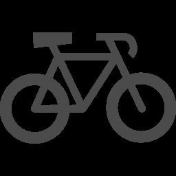 自転車の無料アイコン アイコン素材ダウンロードサイト Icooon Mono 商用利用可能なアイコン 素材が無料 フリー ダウンロードできるサイト