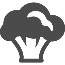 Broccoli Icon アイコン素材ダウンロードサイト Icooon Mono 商用利用可能なアイコン素材 が無料 フリー ダウンロードできるサイト