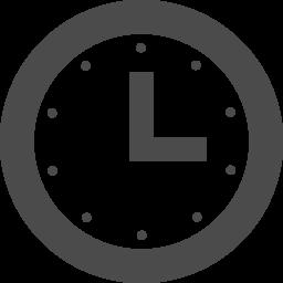 時計のアイコン 3 アイコン素材ダウンロードサイト Icooon Mono 商用利用可能なアイコン素材が無料 フリー ダウンロードできるサイト