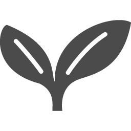 葉っぱアイコン素材 アイコン素材ダウンロードサイト Icooon Mono 商用利用可能なアイコン素材 が無料 フリー ダウンロードできるサイト