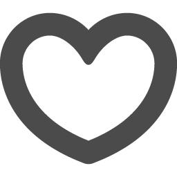ハートのシンボル アイコン素材ダウンロードサイト Icooon Mono 商用利用可能なアイコン素材が無料 フリー ダウンロードできるサイト