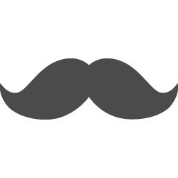 髭アイコン アイコン素材ダウンロードサイト Icooon Mono 商用利用可能なアイコン素材が無料 フリー ダウンロードできるサイト