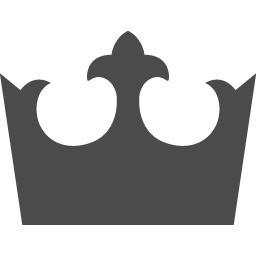 王冠のフリーアイコンその3 アイコン素材ダウンロードサイト Icooon Mono 商用利用可能なアイコン 素材が無料 フリー ダウンロードできるサイト