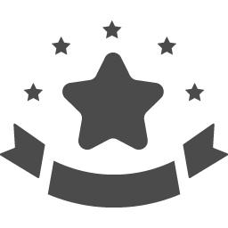 お気に入り オススメに使える星アイコン アイコン素材ダウンロードサイト Icooon Mono 商用利用可能なアイコン素材が無料 フリー ダウンロードできるサイト