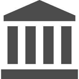 パルティノン神殿のアイコン アイコン素材ダウンロードサイト Icooon Mono 商用利用可能なアイコン 素材が無料 フリー ダウンロードできるサイト