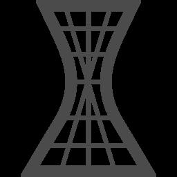 神戸タワーのフリーアイコン アイコン素材ダウンロードサイト Icooon Mono 商用利用可能なアイコン素材が無料 フリー ダウンロードできるサイト