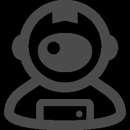 宇宙飛行士のアイコン アイコン素材ダウンロードサイト Icooon Mono 商用利用可能なアイコン 素材が無料 フリー ダウンロードできるサイト