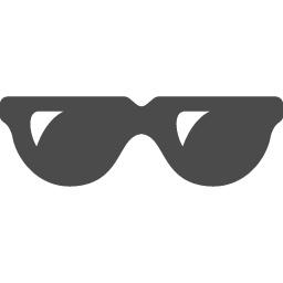 サングラスのフリーアイコン アイコン素材ダウンロードサイト Icooon Mono 商用利用可能なアイコン素材 が無料 フリー ダウンロードできるサイト
