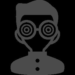 ガリ勉さんのフリーアイコン アイコン素材ダウンロードサイト Icooon Mono 商用利用可能なアイコン素材が無料 フリー ダウンロードできるサイト