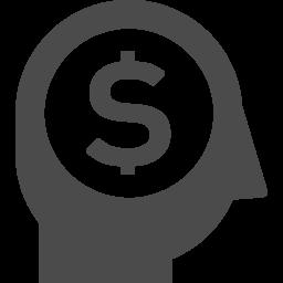 お金が大好きな人のアイコン ドル編 アイコン素材ダウンロードサイト Icooon Mono 商用利用可能なアイコン 素材が無料 フリー ダウンロードできるサイト