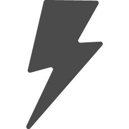 電気のアイコンその2 アイコン素材ダウンロードサイト Icooon Mono 商用利用可能なアイコン素材が無料 フリー ダウンロードできるサイト
