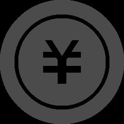 白抜きの円アイコン2 アイコン素材ダウンロードサイト Icooon Mono 商用利用可能なアイコン 素材が無料 フリー ダウンロードできるサイト