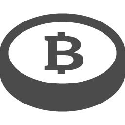 ビットコイン硬貨のアイコン2 アイコン素材ダウンロードサイト Icooon Mono 商用利用可能なアイコン 素材が無料 フリー ダウンロードできるサイト
