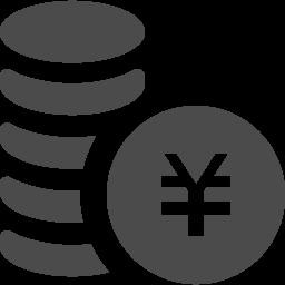 ユーロを積み上げたお金アイコン2 アイコン素材ダウンロードサイト Icooon Mono 商用利用可能なアイコン素材が無料 フリー ダウンロードできるサイト