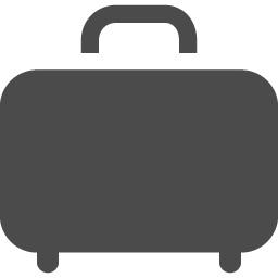 アタッシュケースアイコン アイコン素材ダウンロードサイト Icooon Mono 商用利用可能なアイコン素材が無料 フリー ダウンロードできるサイト