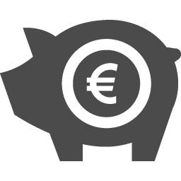 外貨貯金のアイコン アイコン素材ダウンロードサイト Icooon Mono 商用利用可能なアイコン素材が無料 フリー ダウンロードできるサイト