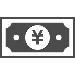 お札のフリーアイコン アイコン素材ダウンロードサイト Icooon Mono 商用利用可能なアイコン素材が無料 フリー ダウンロードできるサイト